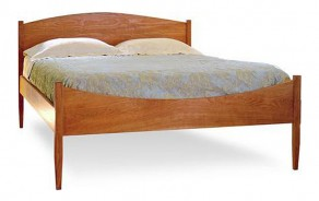 Shaker Moon Bed