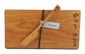 Moonspoon Board & Knife