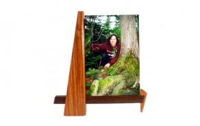 Exotic Wood Photo Frames