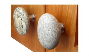 Sea Stone Cabinet Knobs