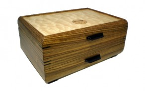 Mikutowski Woodworking Large Jewelry Boxes