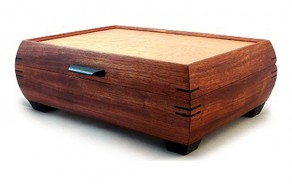 Mikutowski Woodworking Medium Jewelry Boxes
