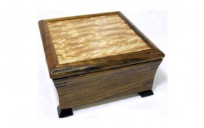 Mikutowski Woodworking Desktop Boxes
