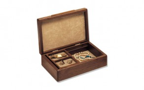 Safari Wooden Jewelry Box