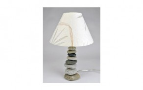 Mini River Stone Lamp