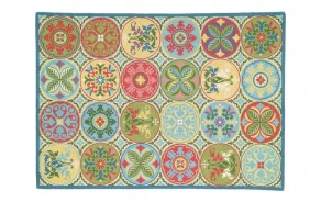 Company C Stepping Stones Multi Rug