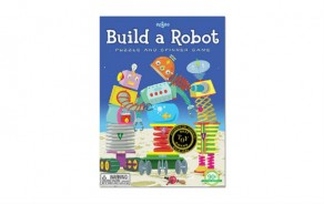 Build A Robot Puzzle and Spinner Game