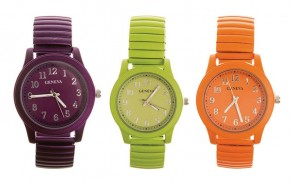 Colorful Stretch Band Watches