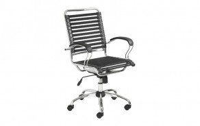 Flat Bungie Office Chair