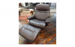 Sunrise Large Chair & Ottoman