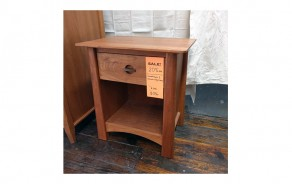 Harvestmoon 1-Drawer Nightstand