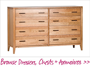 Browse Dressers, Chests and Armoires
