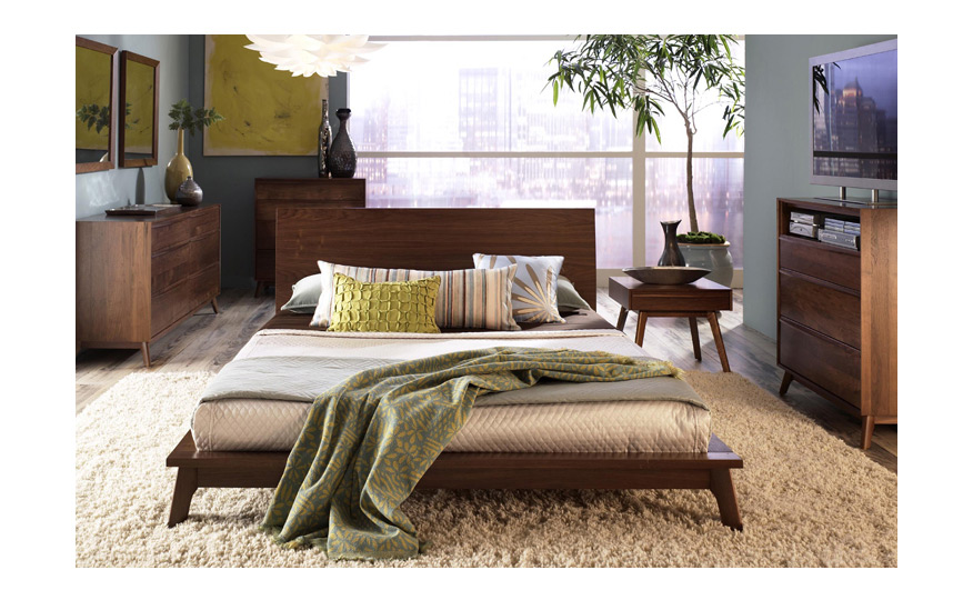 Catalina Bed Fairhaven Furniture