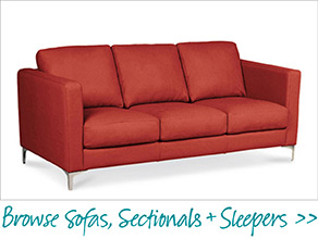 Browse Sofas, Sectionals and Sleepers