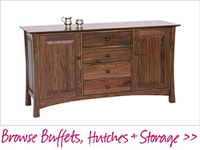 Browse Buffets, Hutches and Storage