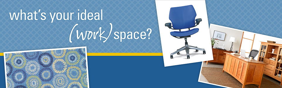 What's your ideal (work)space?
