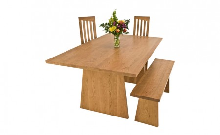 Canaan Dining Table Fairhaven Furniture