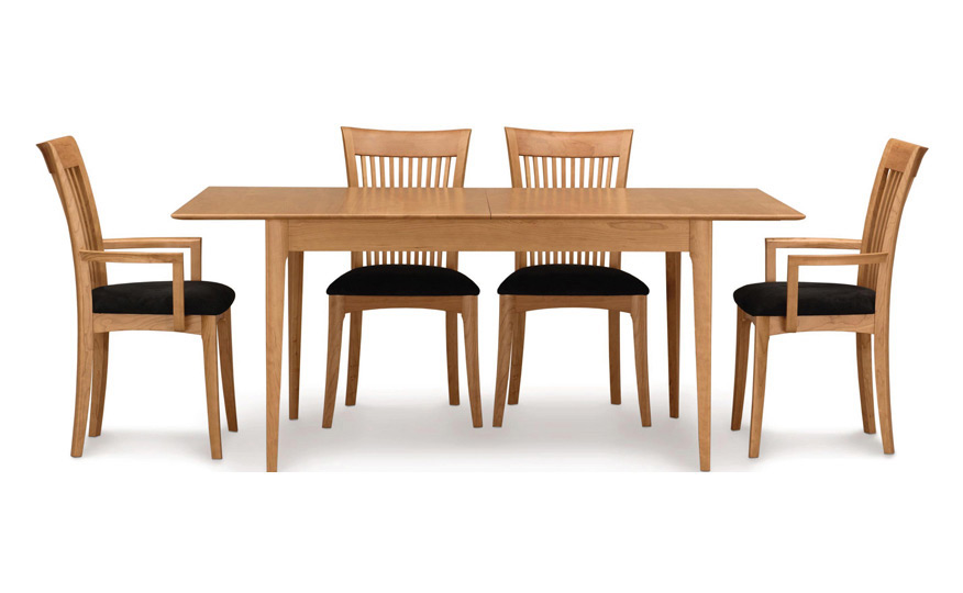 Sarah 4 Leg Dining Table Fairhaven Furniture