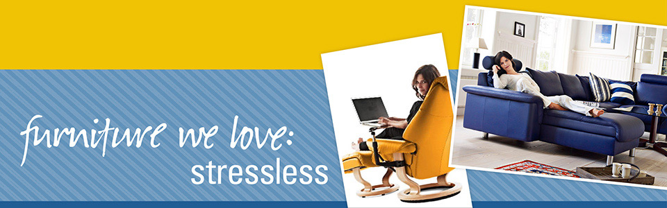 Furniture we love: Stressless