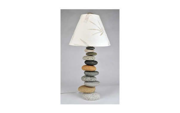 Banish the dark add light and warmth to every room fairhaven offset rock table lamp mozeypictures Images