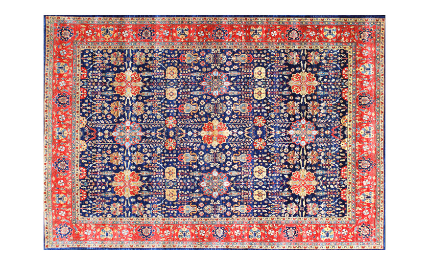 More than a floor coveringeach rug is a work of artFairhaven