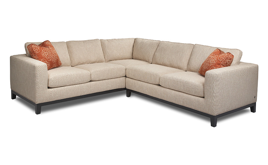Brooke Sofa Amp Sectional Fairhaven Furniture