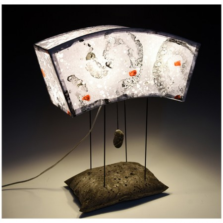 Lamp by Sideways & Askew