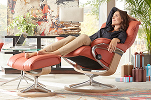 On Sale! Stressless Home Seating